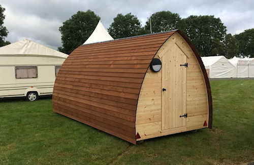 Banwy Glamping Pods - Pods for Hire
